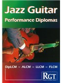 Jazz Guitar Performance Handbook: Diploma Examinations