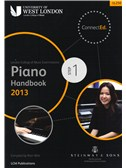 London College Of Music: Piano Handbook 2013 - Step 1