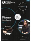 London College Of Music: Piano Handbook 2013 - Grade 6