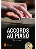 Pierre Minvielle-Sébastia: Accords Au Piano - Volume 1 (Livre/CD)