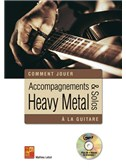 Accompagnements and Solos Heavy Metal (Livre/CD)