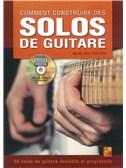 Daniel Pochon: Comment Construire Des Solos De Guitare (Book/DVD)