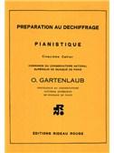 Préparation Au Déchiffrage Pianistique - 5ème Cahier