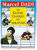 Guitare Classique en Tablature (La). Guitar Tab Sheet Music