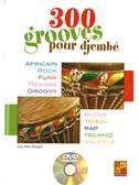 300 Grooves pour Djembé