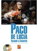 Paco de Lucia, Tocando a Camarón