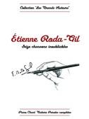 Etienne Roda-Gil: Seize Chansons Inoubliables