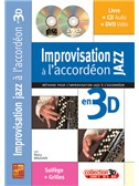 Improvisation Jazz à l accordéon en 3D