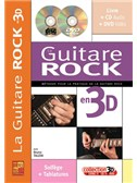 Guitare Rock en 3D+CD+DVD Fra