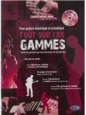 Christophe Rime: Tout Sur Les Gammes (Book/CD)