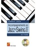 Comment Jouer Ac Jazz Swing Pf Bk/Cd