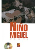 Claude Worms: Nino Miguel - Etude De Style (Book/CD)
