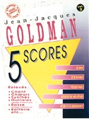 Jean-Jacques Goldman: 5 Scores - Volume 2. Band Score Sheet Music