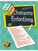 25 Chansons Enfantines. Piano Sheet Music