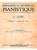 Préparation Au Déchiffrage Pianistique - 1er Cahier