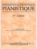 Préparation Au Déchiffrage Pianistique - 4ème Cahier