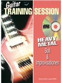 Guitar Training Session: Heavy Metal Soli and Improvisationen