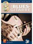 Dieter Fehrenbacher: Die Blues-Gitarre In 3D (Buch/CD/DVD)