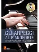 Gli Arpeggi Al Pianoforte (Book/CD)