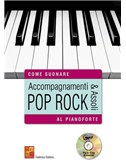 Federico Dattino: Accompagnamenti & Assoli Pop Rock Al Pianoforte (Libro/DVD)