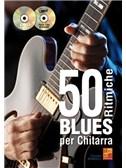 50 Ritmiche Blues Per Chitarra (Book/CD/DVD)
