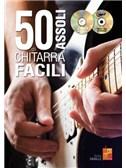 50 Assoli Di Chitarra Facili (Libro/CD/DVD)