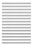 Carta da Musica (Cuadernillo, Papier à Musique)