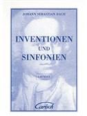 J.S. Bach: Inventionen und Sinfonien, for Cembalo