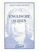 J.S. Bach: Englische Suiten, for Cembalo