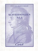 Wolfgang Amadeus Mozart: Klaviersonaten, Volume I