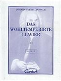 J.S. Bach: Das Wohltemperirte Clavier, Volume II