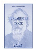 Johannes Brahms: Hungarische Tänze, for Piano