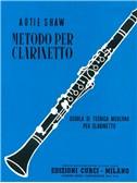 Artie Shaw: Metodo Per Clarinetto