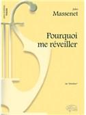 Jules Massenet: Pourquoi me réveiller, da Werther (Tenore)