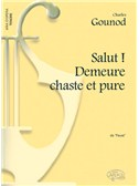 Charles Gounod: Salut! Demeure chaste et pure, da Faust (Tenore)