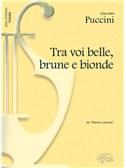 Giacomo Puccini: Tra voi, belle, brune e bionde, da Manon Lescaut (Tenore)