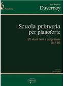 Jean Baptiste Duvernoy: Scuola Primaria, 25 Studi Facili e Progressivi (op.176)