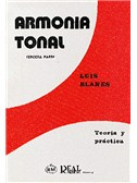 Armon�a Tonal, 3 - T�oria y Pr�ctica. Book