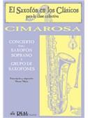 Domenico Cimarosa: Concierto para Saxofón Soprano y Grupo de Saxofones