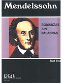 Felix Mendelssohn Bartholdy: Romanzas sin Palabras