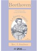 Ludwig Van Beethoven: 7 variaciones sobre un tema de Mozart: La Flauta Mágica, para Violoncello y Piano