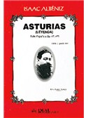 Isaac Alb�niz: Asturias (Leyenda), Suite Espa�ola Op.47 No.5 para 2 Guitarras. Sheet Music