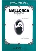 Isaac Albéniz: Mallorca (Barcarola), Op.202 para Guitarra. Sheet Music