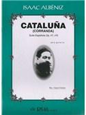 Isaac Alb�niz: Catalu�a (Corranda), Suite Espa�ola Op.47 No.2. Guitar Sheet Music