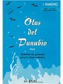 Iosif Ivan Ivanovici: Olas del Danubio (Vals), Cuarteto de Guitarras para la Clase Colectiva