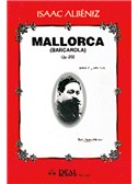 Isaac Albéniz: Mallorca (Barcarola), Op.202 para 2 Guitarras. Sheet Music