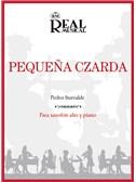 Pedro Iturralde: Pequeña Czarda, para Saxofón Alto y Piano