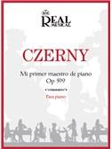 Carl Czerny: Mi Primer Maestro de Piano, Op.599. Sheet Music