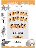 Suena Suena Beb�s, de 0 a 3 A�os. Sheet Music, Book, CD