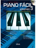Piano Facil, Volumen 3. Sheet Music, CD